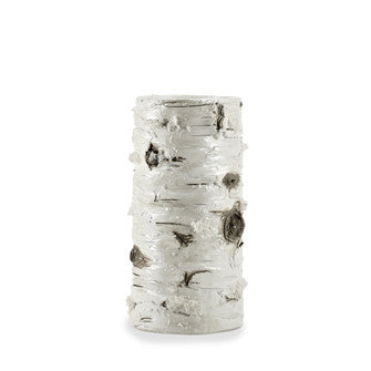 Birch Pillar Holder - Medium