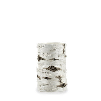 Birch Pillar Holder - Small, AC-Abbott Collection, Putti Fine Furnishings