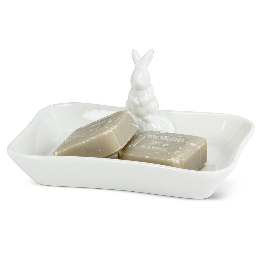 Rabbit Soap Dish