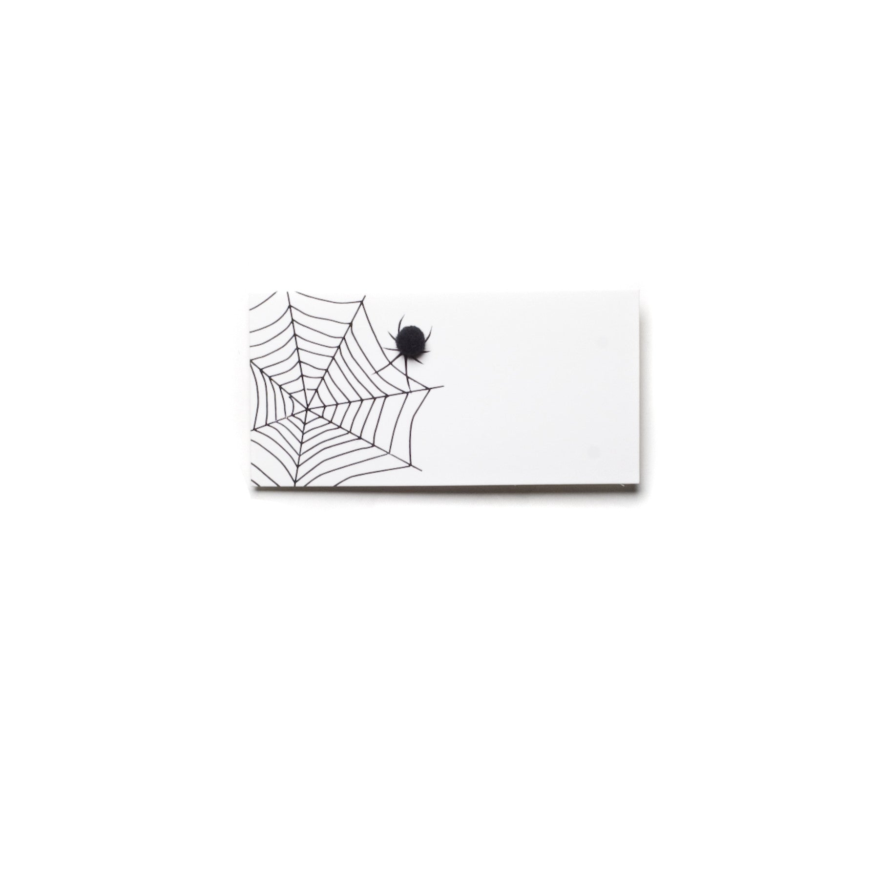 Spider Pom Pom Place Card, AC-Abbott Collection, Putti Fine Furnishings