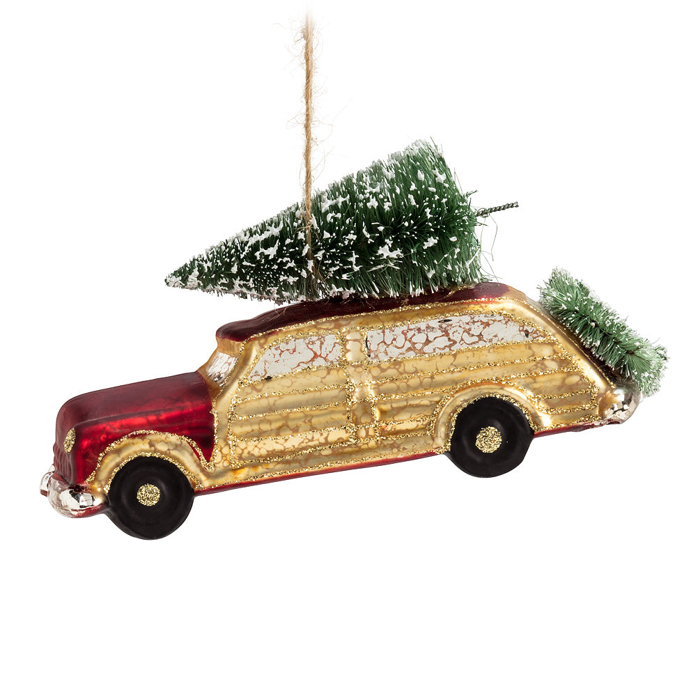 Transportation Ornaments and Decorations