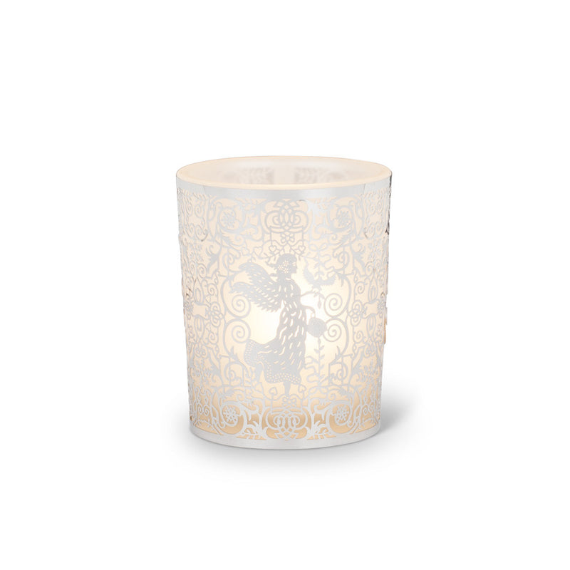 Angel Frost Votive Holder - Small -  Accessories - AC-Abbot Collection - Putti Fine Furnishings Toronto Canada