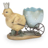 Easter Chick with Egg Cart, AC-Abbott Collection, Putti Fine Furnishings