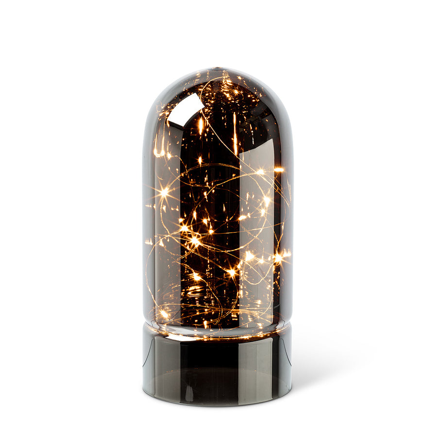 Medium LED Bullet Light - Silver, AC-Abbott Collection, Putti Fine Furnishings