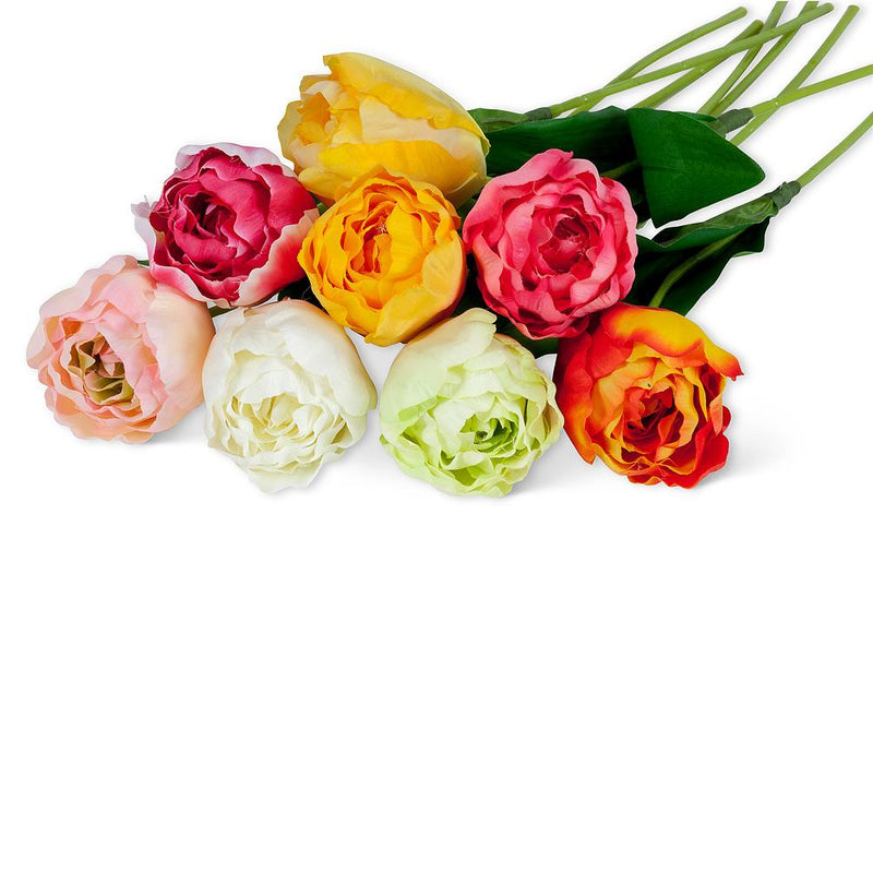 Multicolor Bouquet of Tulips | Putti Fine Furnishings