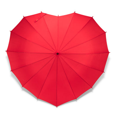 Red Heart Umbrella, AC-Abbott Collection, Putti Fine Furnishings