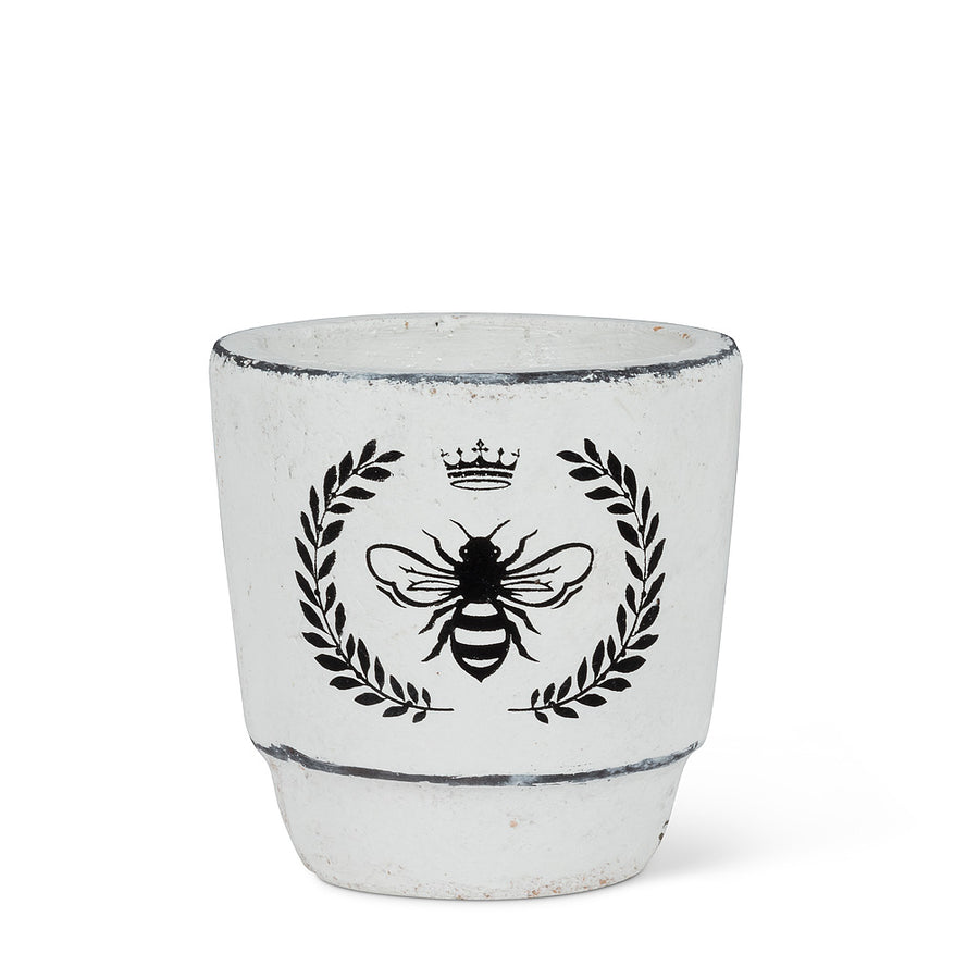 Bee Crest Planter - Small