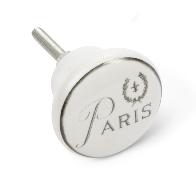 """Paris"" Drawer Knob, AC-Abbott Collection, Putti Fine Furnishings"