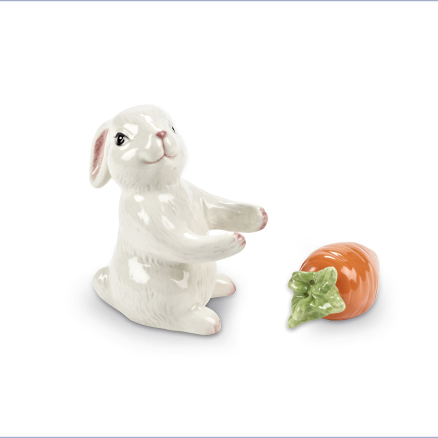 Bunny & Carrot Salt & Pepper