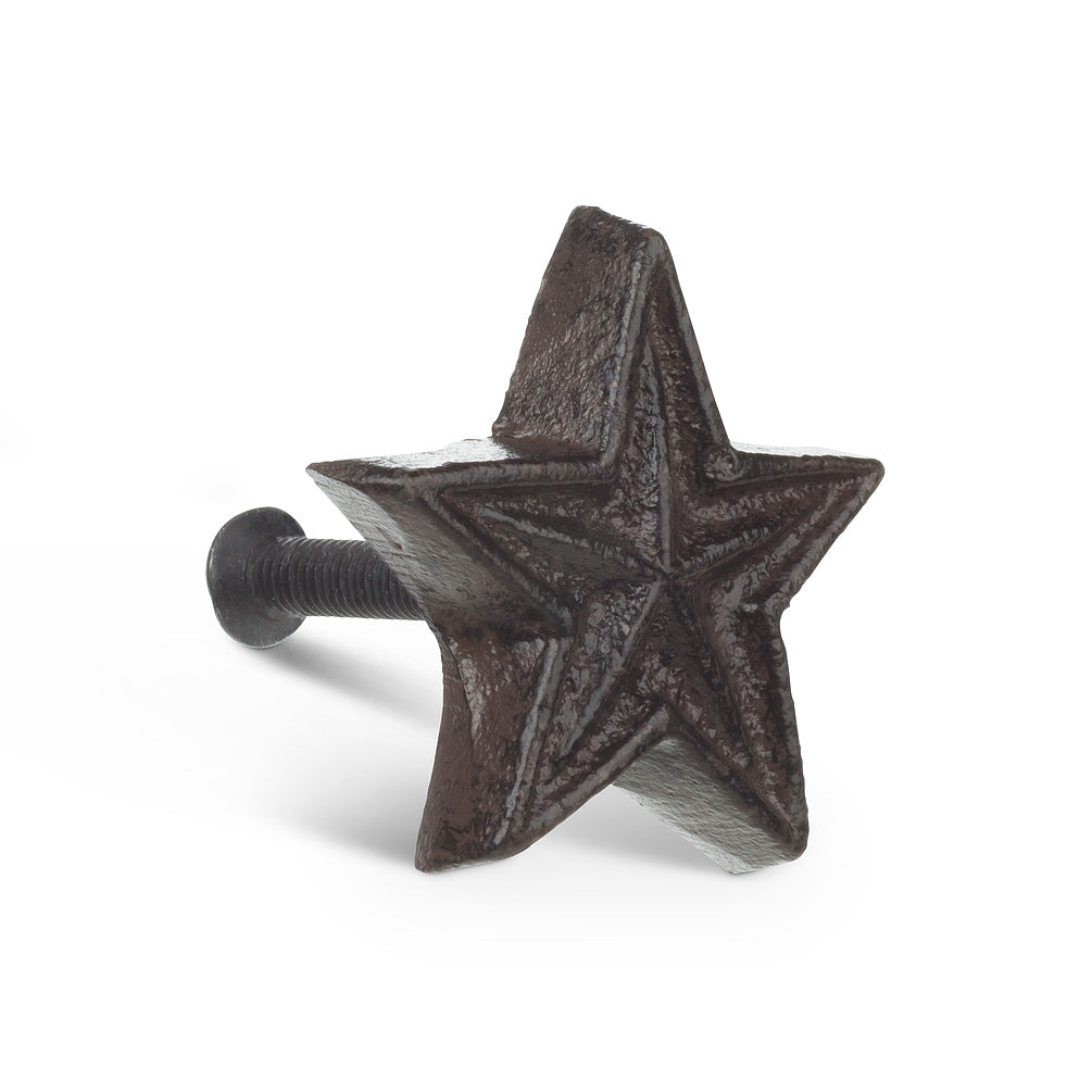 Star Drawer Knob