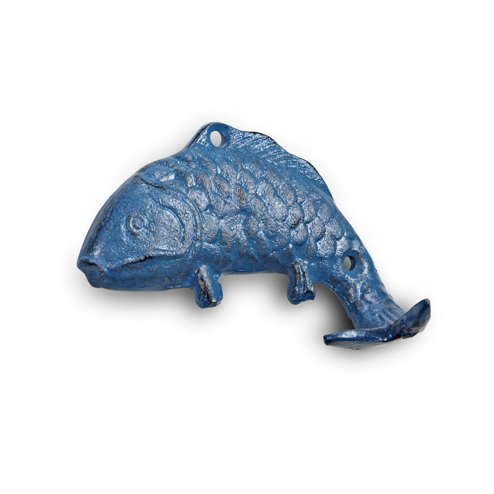 Small Fish Wall Hook-Accessories-AC-Abbott Collection-Putti Fine Furnishings