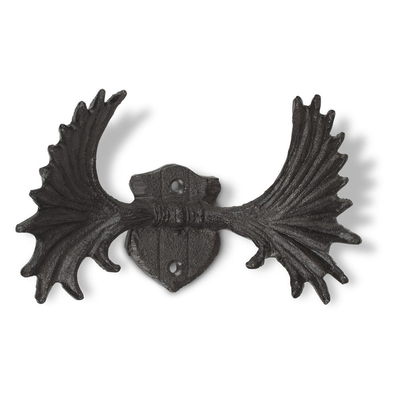 Moose Antler Wall Hook, AC-Abbott Collection, Putti Fine Furnishings