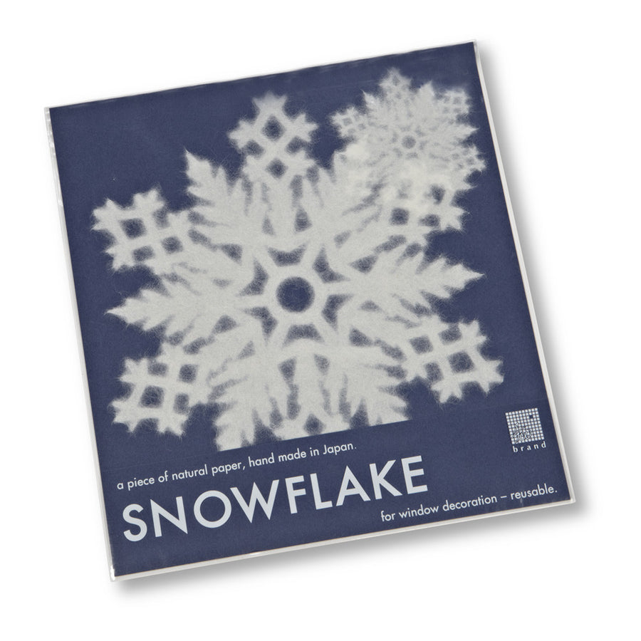 Window Snowflakes - Large & Small 2pc set