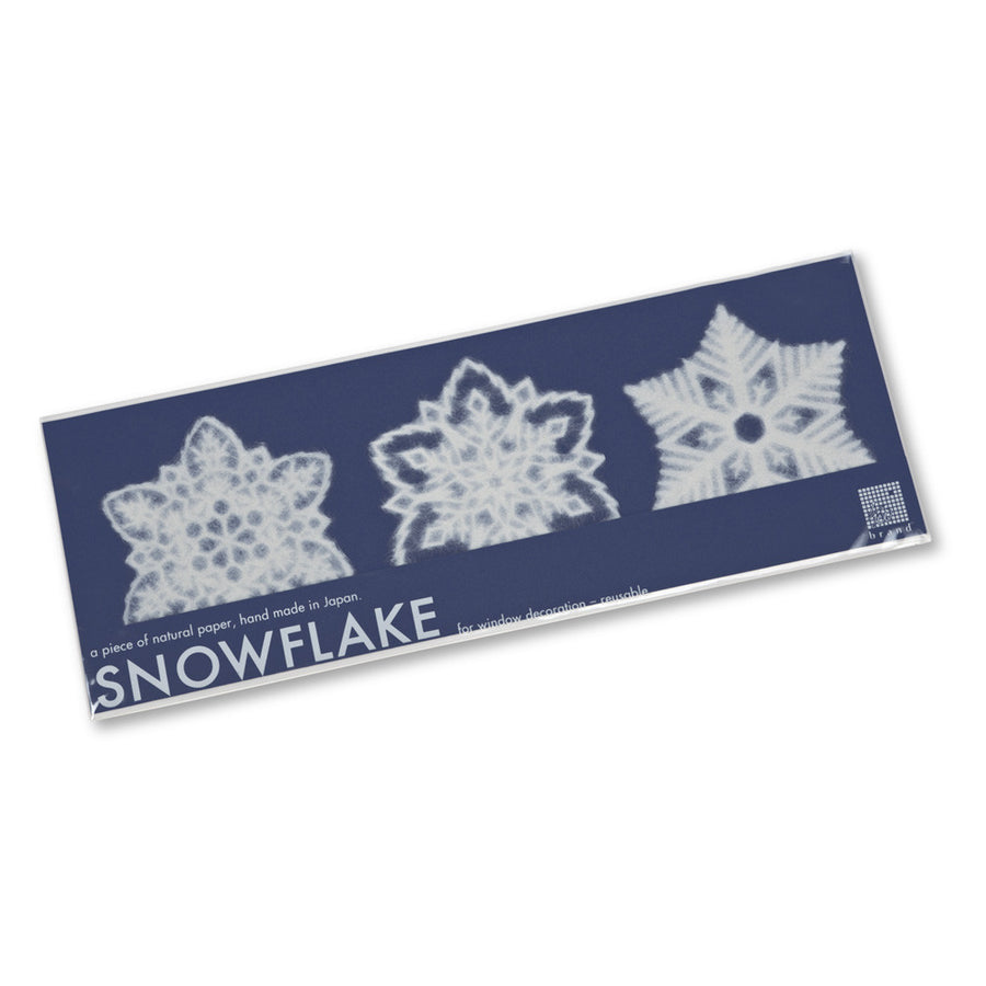 Window Snowflakes - Medium 3pc set
