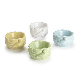 Bird's Nest Egg Cups
