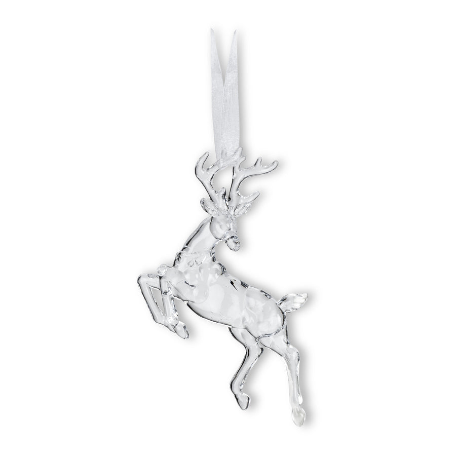 Crystal Reindeer Ornament