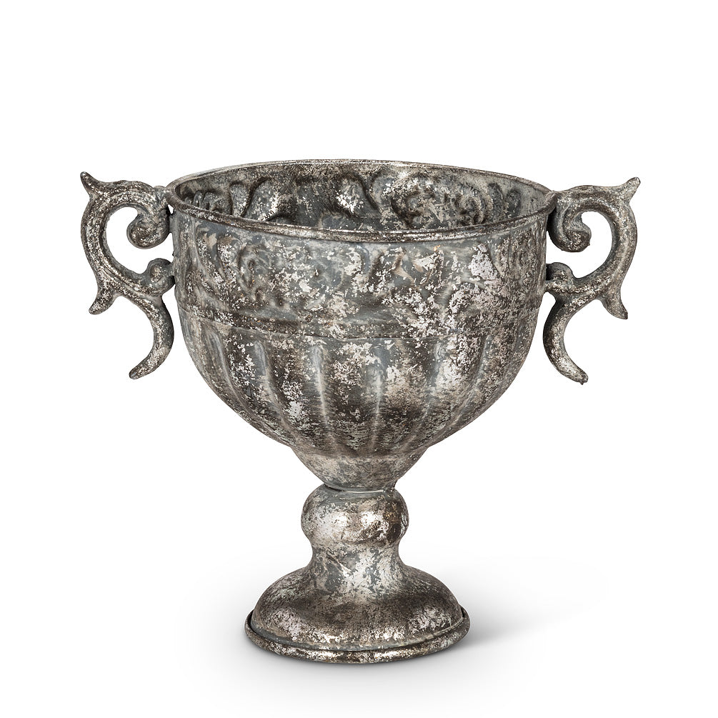 Wide Urn with Handles, AC-Abbott Collection, Putti Fine Furnishings