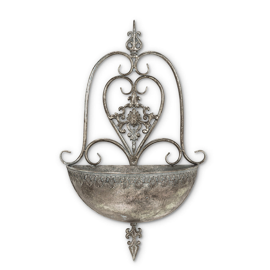 Ornate Wall Planter