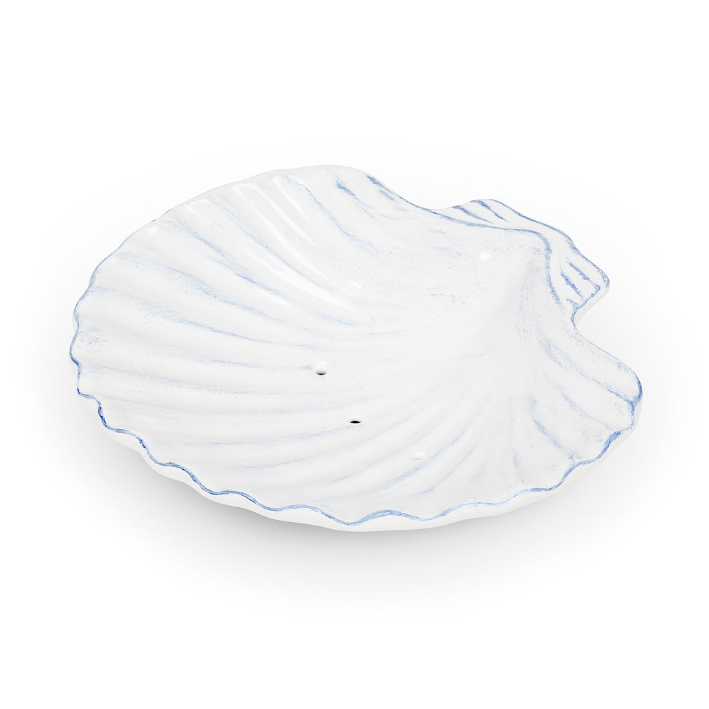 Shell Shaped Soap Dish