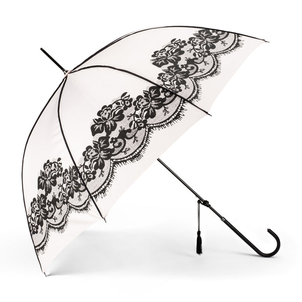 Pink Lace Umbrella -  Personal Accessories - Abbot Collection - Putti Fine Furnishings Toronto Canada - 1