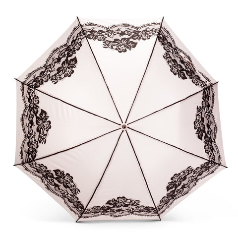 Pink Lace Umbrella-Personal Accessories-AC-Abbott Collection-Putti Fine Furnishings
