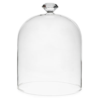 Gem Top Dome Cloche, AC-Abbott Collection, Putti Fine Furnishings