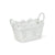 Small Rectangular Lace Basket