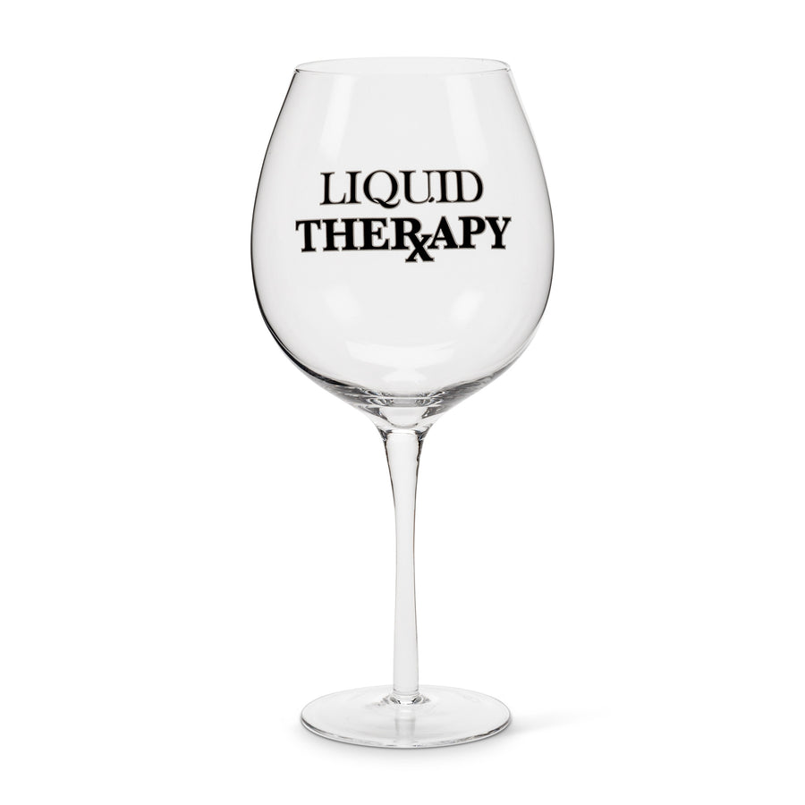 """Liquid Therapy"" Goblet"