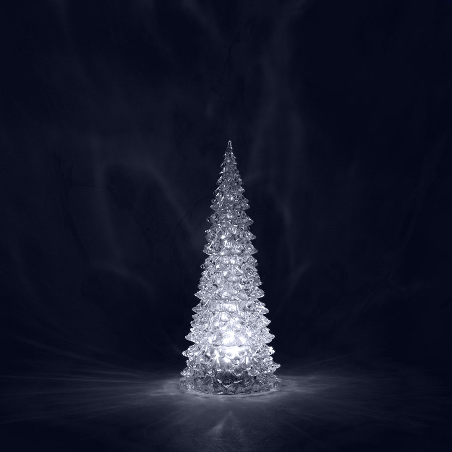 Ice Cone tree with LED Light - Small