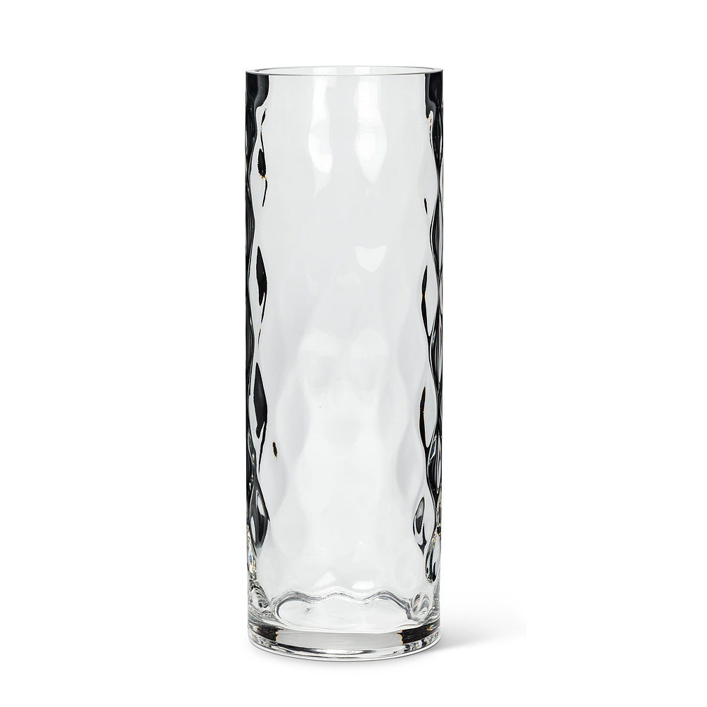 Medium Optic Cylinder Vase | Putti Fine Furnishings