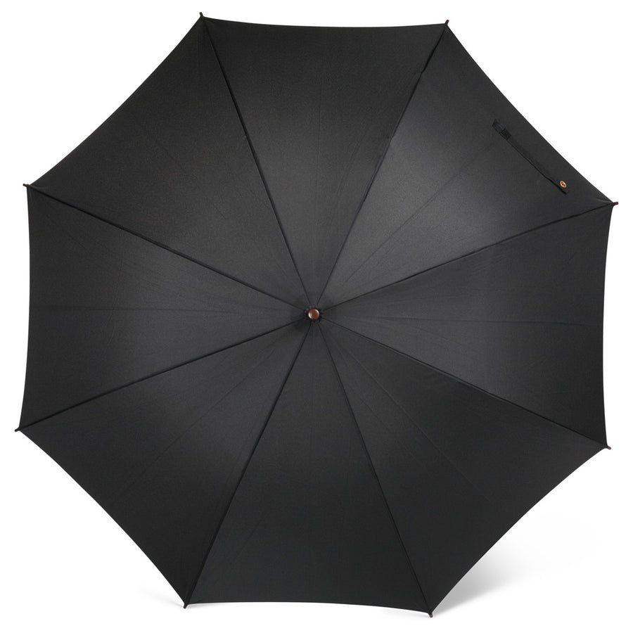 Large Black Classic Umbrella
