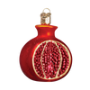Old World Christmas Pomegranate Glass Ornament, OWC-Old World Christmas, Putti Fine Furnishings