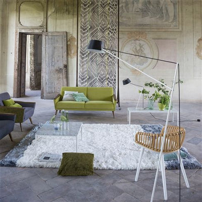 Designers Guild Kasuti Dove Rug, DG-Designers Guild, Putti Fine Furnishings
