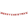 Merry Christmas Red Banner