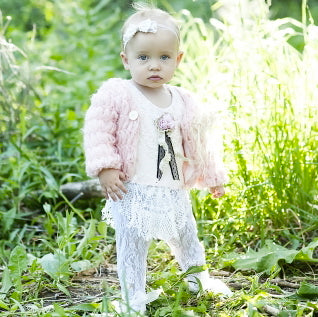 "Babycake ""Halo"" Sweater -  Sweater - Dollcake - Putti Fine Furnishings Toronto Canada - 1"
