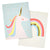 "Meri Meri ""Rainbows & Unicorns"" Art Print -  Party Supplies - MM-Meri Meri UK - Putti Fine Furnishings Toronto Canada"