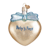 Old World Christmas Baby's First Glass Ornament -  Christmas Decorations - Old World Christmas - Putti Fine Furnishings Toronto Canada - 4