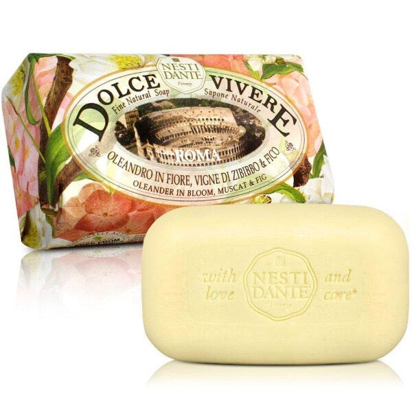 Nesti Dante Firenze Dolce Vivere | Roma Soap | Putti Fine Furnishings