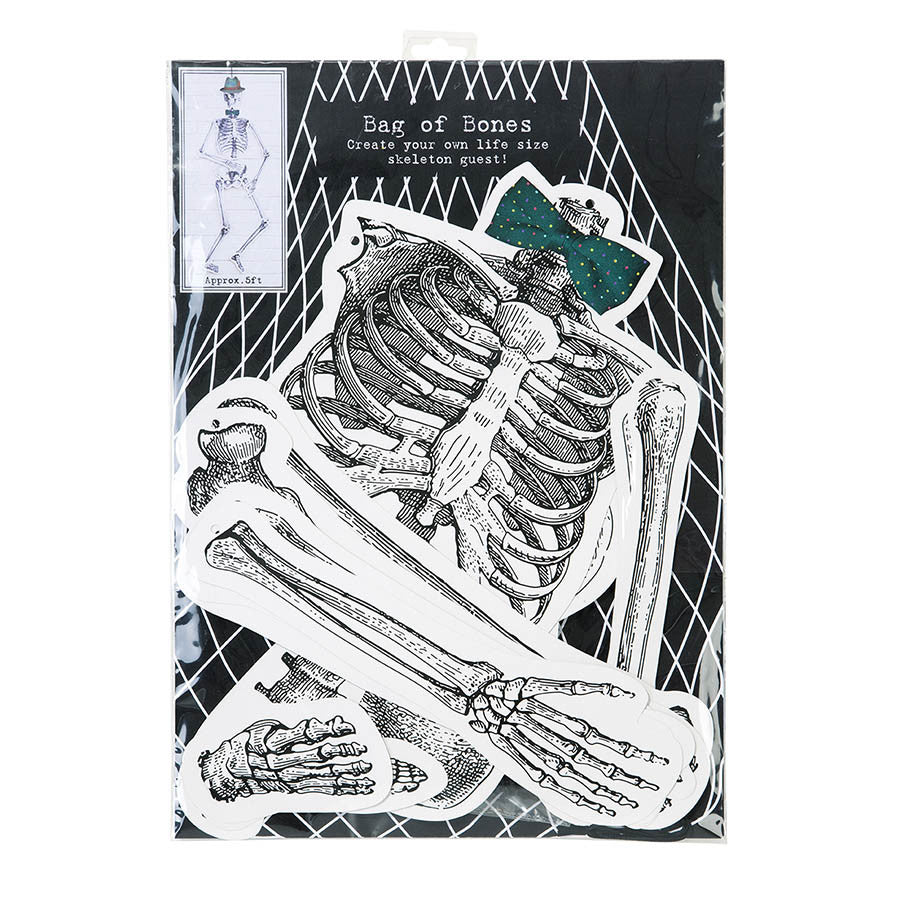 Skeleton Crew Bag of Bones