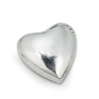 Chunky Heart Token, AC-Abbott Collection, Putti Fine Furnishings