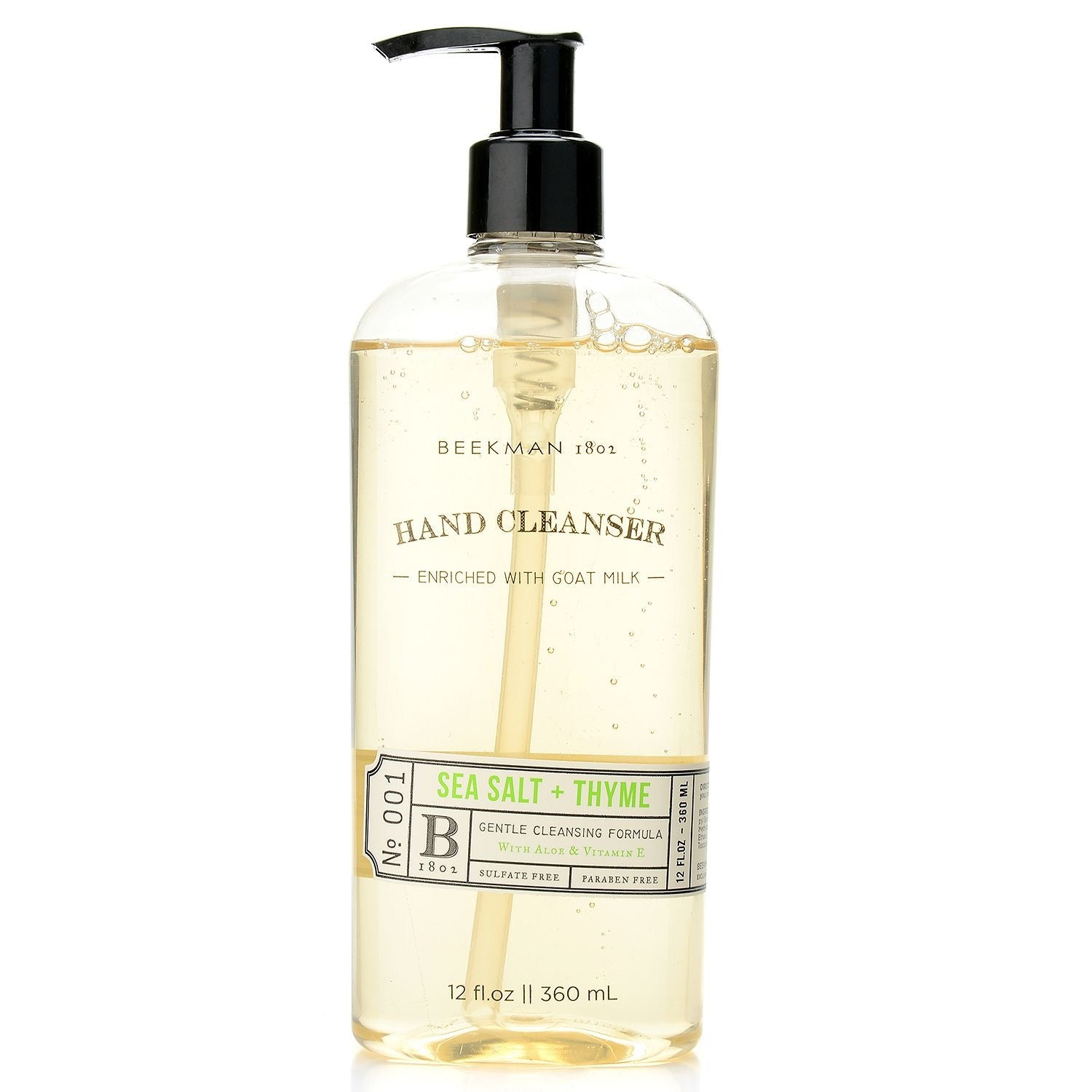 Beekman 1802 - Sea Salt + Thyme Hand Wash, BK-Beekman 1802, Putti Fine Furnishings