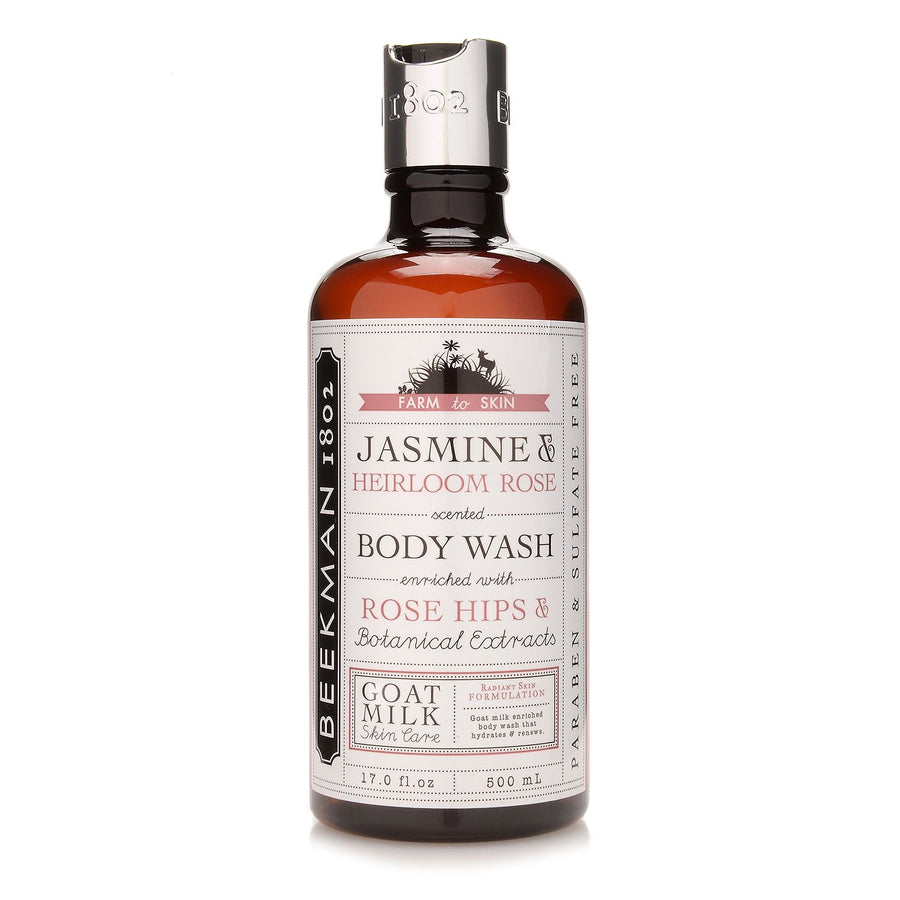 Beekman 1802 - Jasmine & Heirloom Rose Body Wash, BK-Beekman 1802, Putti Fine Furnishings