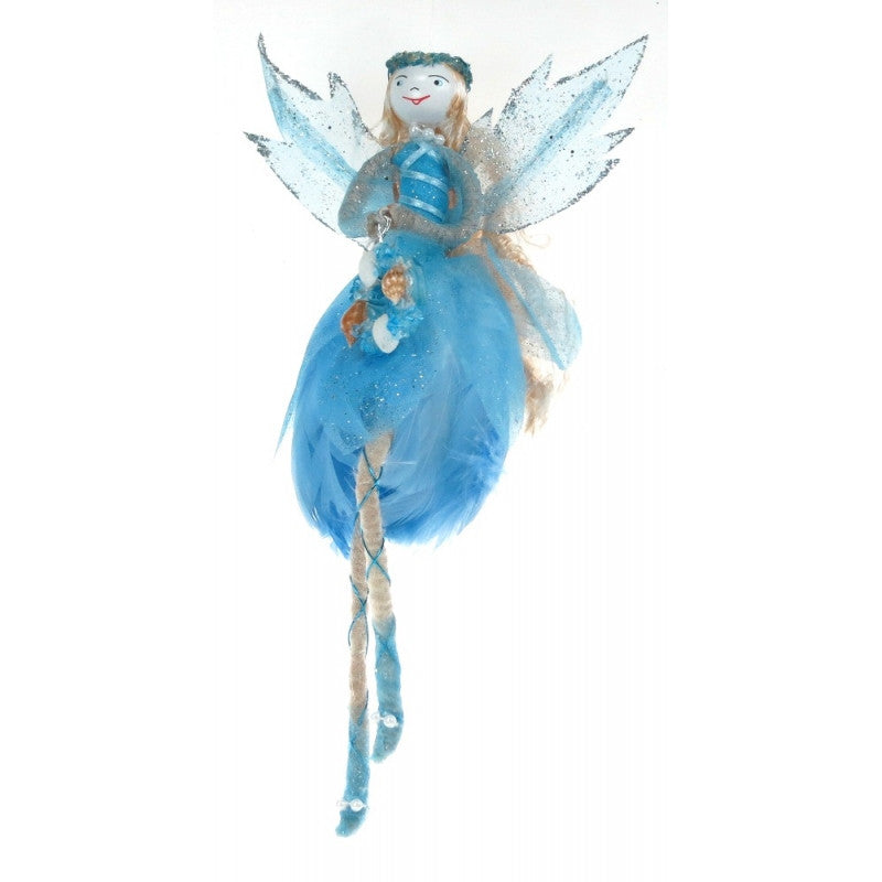 Feather Fairy - Blue