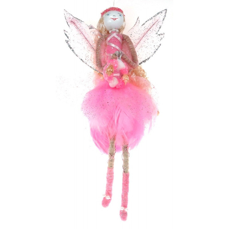 Feather Fairy - Pink