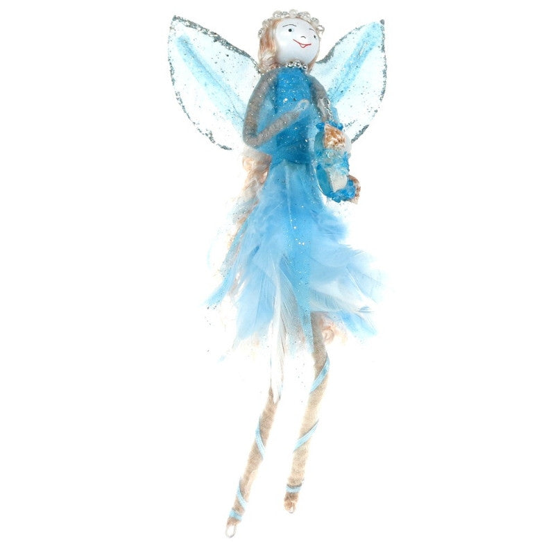 Feather Angel - Blue