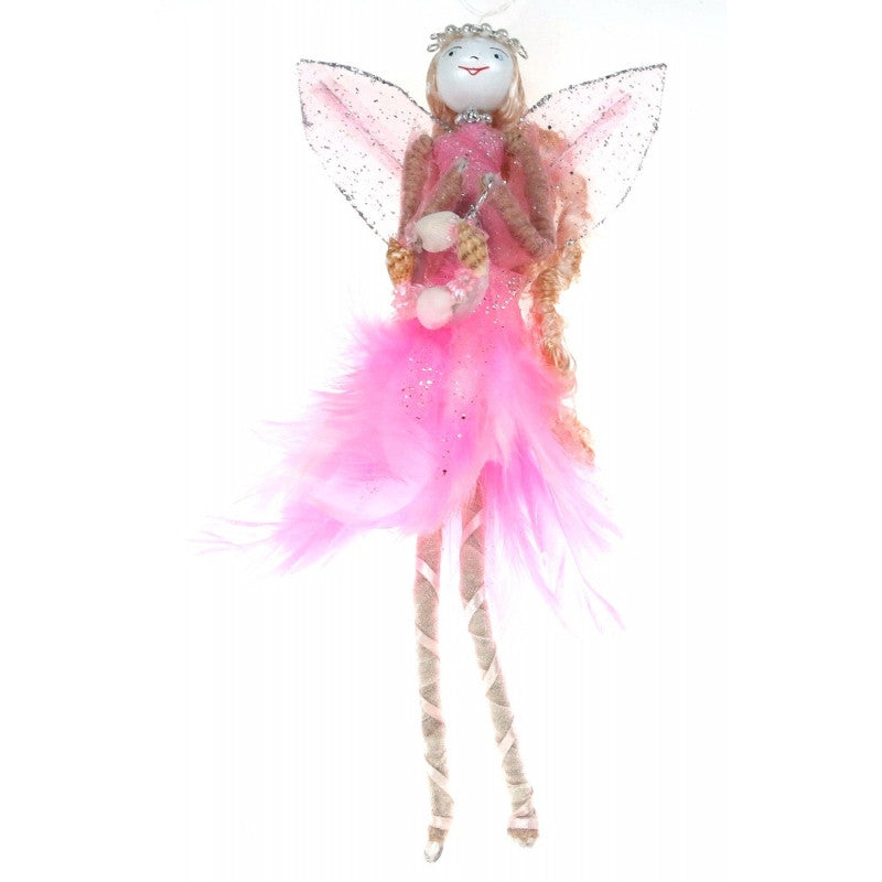 Feather Angel - Pink