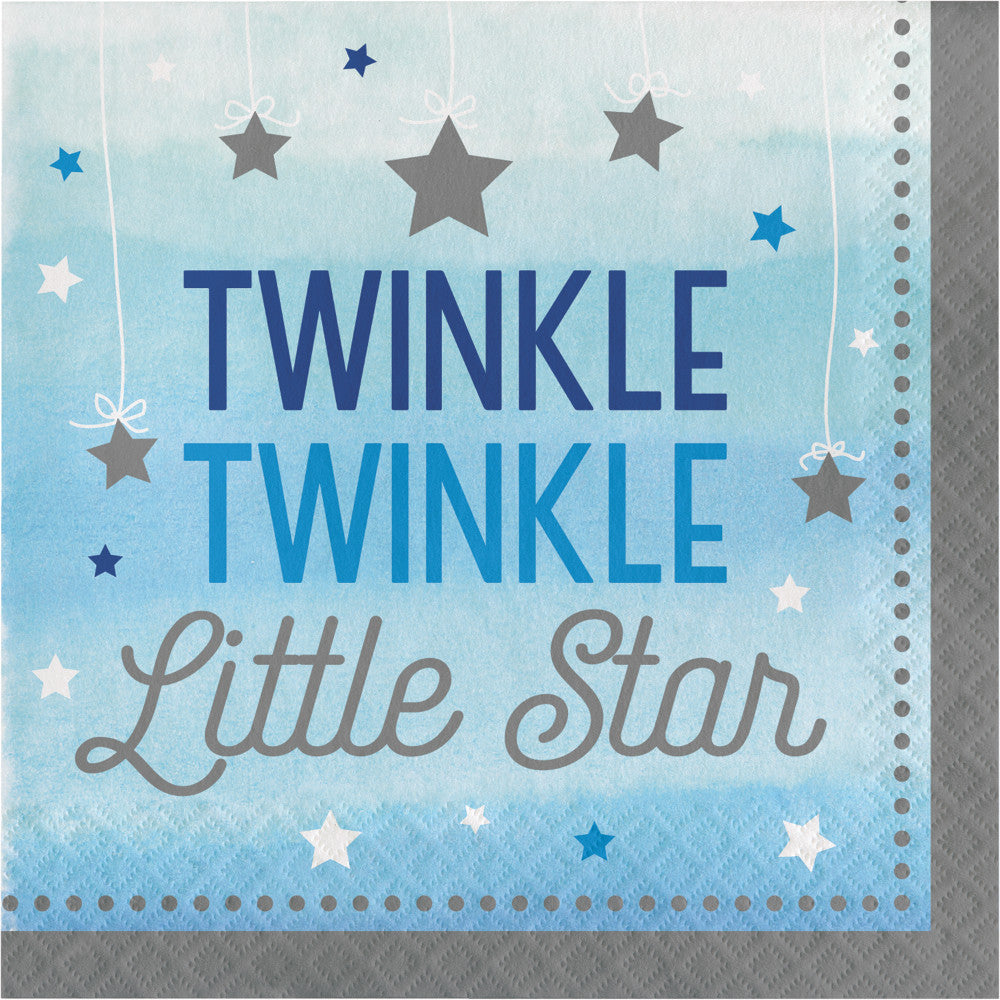 Twinkle Twinkle Little Star - Large Paper Napkins
