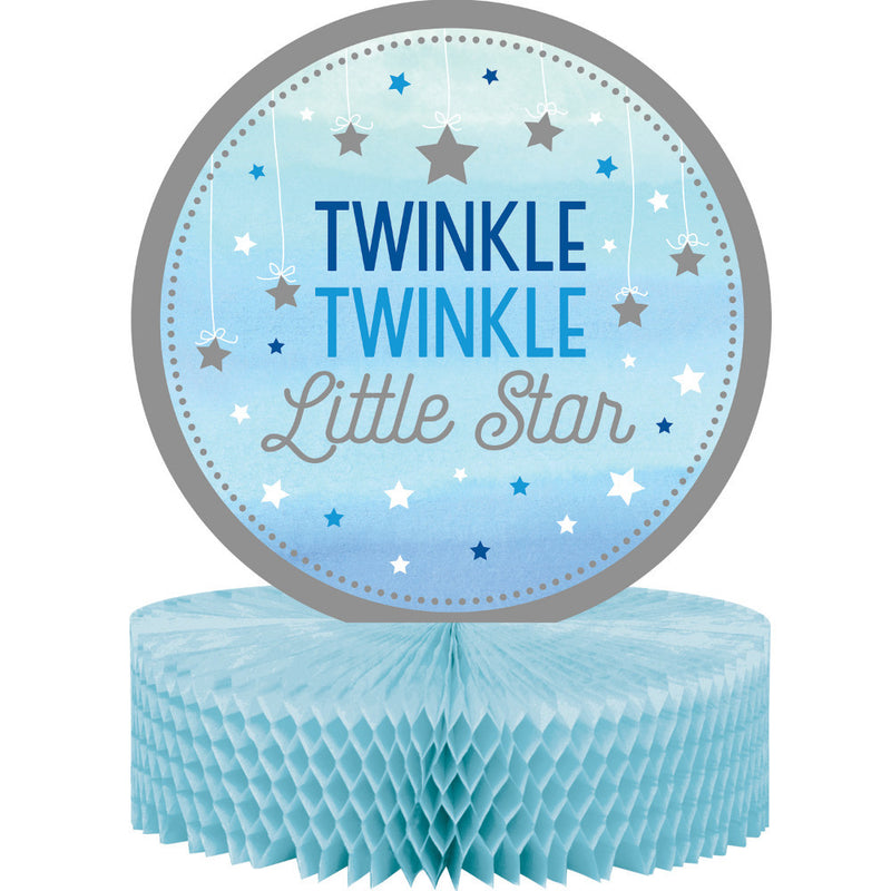 Twinkle Twinkle Little Star - Honeycomb Centerpiece, CC-Creative Converting, Putti Fine Furnishings