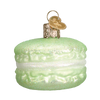 Old World Macaron Glass Ornament - Mint Green Christmas Decorations - Old World Christmas - Putti Fine Furnishings Toronto Canada - 3
