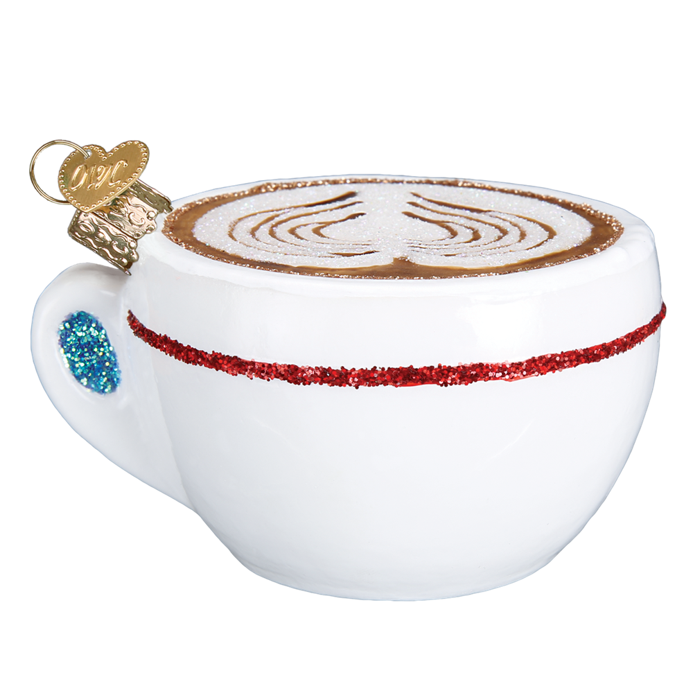 Old World Christmas 32309 Ornament Cappuccino